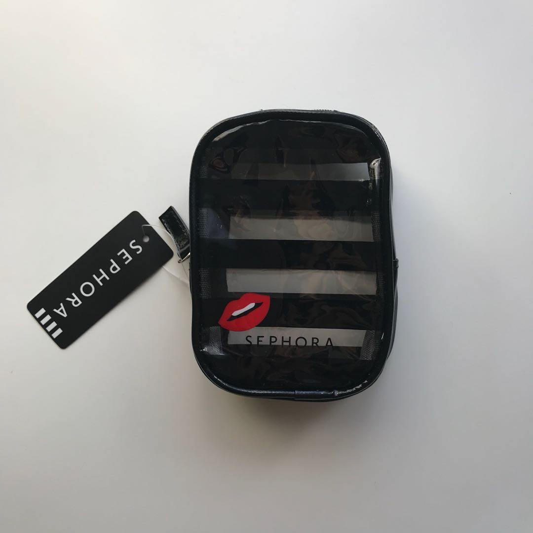 Sephora Travel Makeup Pouch