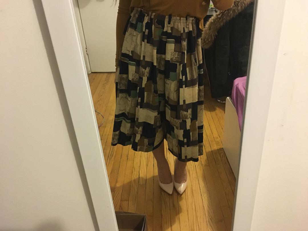 Size S culottes