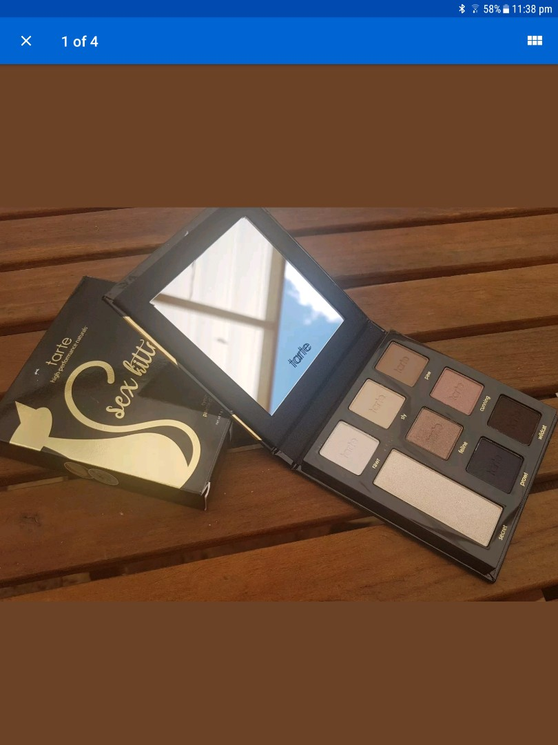 Tarte Sex Kitten Eyeshadow Palette