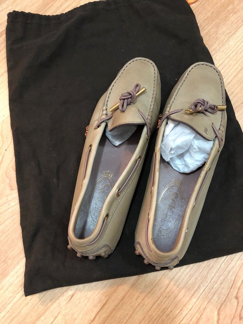 Tod's loafers size 37