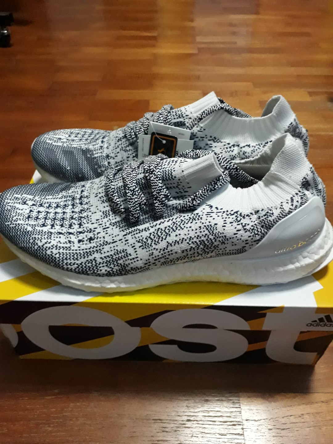 competitive price c484d 8689f Adidas Ultraboost Uncaged Oreo US 10.5/11