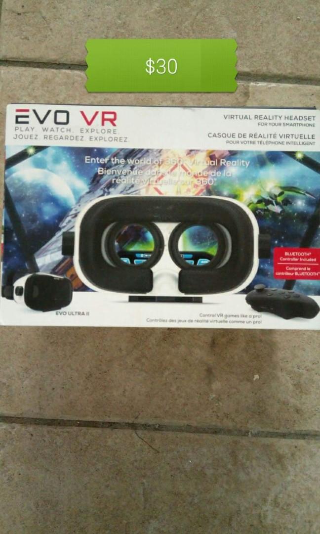 Virtual Reality gaming system