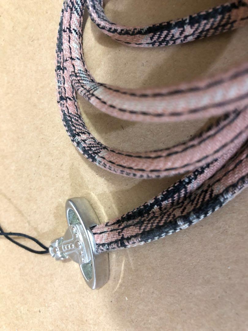 Viviene Westwood 電話繩