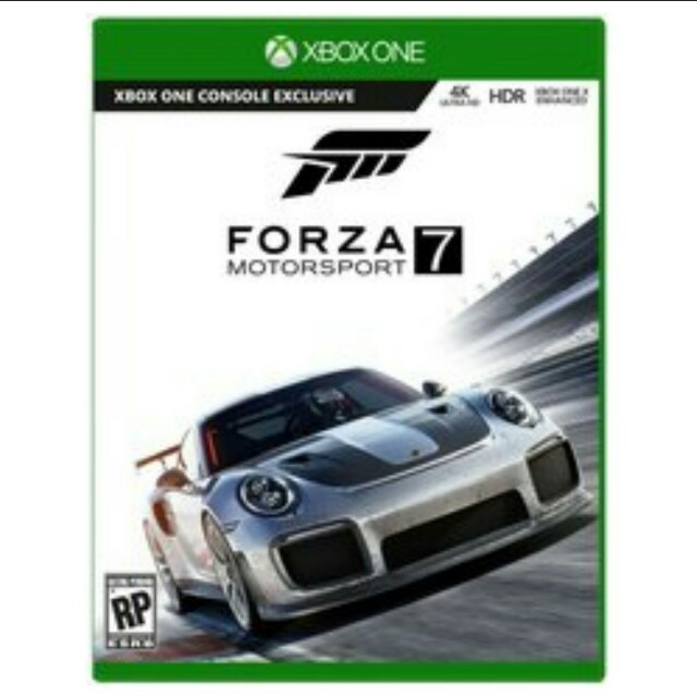 Xbox One Forza Motosport 7