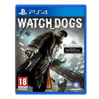 Jual! Watch Dogs