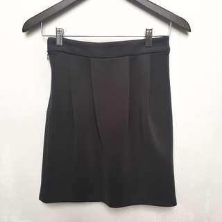 Kashieca Gray Skirt