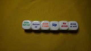 Drink dice