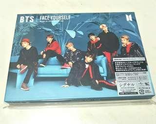 BTS [FACE YOURSELF] album version C