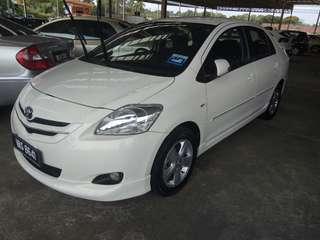 Toyota Vios s spec thn 09