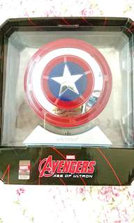 MARVEL The Avengers Captain America 充電器x bluetooth喇叭 7800mAh特大容量