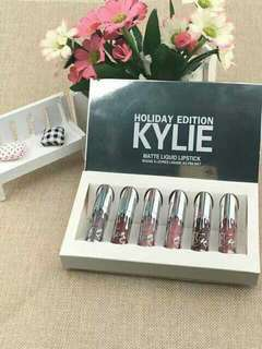 kylie set lip matte