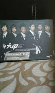 Cd  Six plus  Taiwan band 六甲乐团  Cream of the crop   Pickup hougang buangkok mrt  Or add $1 postage