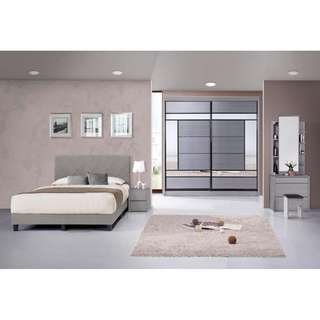 THICK ANTIJUMP BEDROOM SET#furniture50