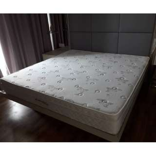KIMBERLY QUEEN MATTRESS#furniture50