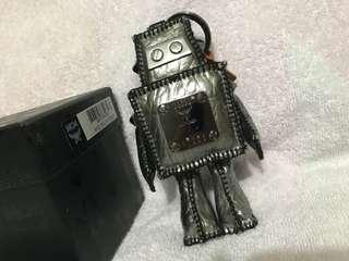 Mcm 全新 機械人 鎖匙扣 charm