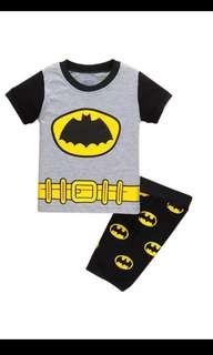 Batman / superman / captain a shirt & pant