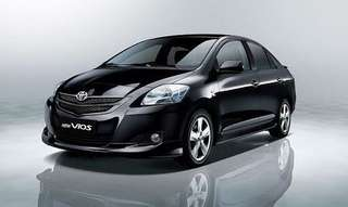Toyota Vios - Car Rental