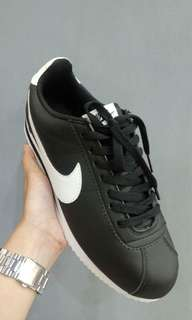 REPRICED!!! NIKE CORTEZ in Black
