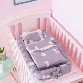 BN newborn/ infant/ baby portable bed set/ co-sleeper