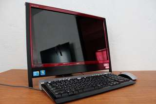 All in one Pc core i5 nec japan brand 4gb ram CASH ON DELIVERY