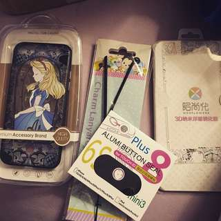 愛麗絲iphone7/8手機殼、膜貼、配件