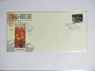 Singapore FDC Corals and Reefs