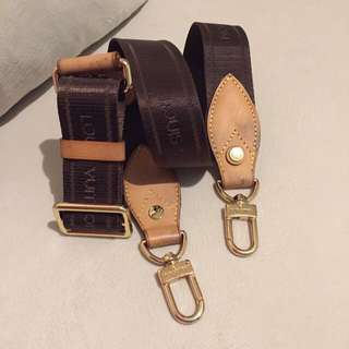 Replacement longstrap lv authentic