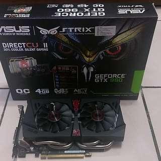 ASUS GTX 960 OC 4GD5