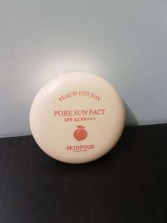 Peach pore pact