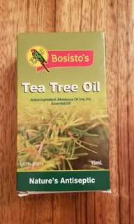 Bosisto's Tea Tree Oil 樹油