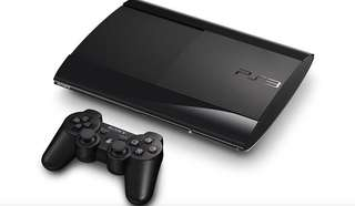 Selling ps3 500GB with 4game and come with a HDMI cable