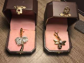 Juicy couture pendant $500 for two
