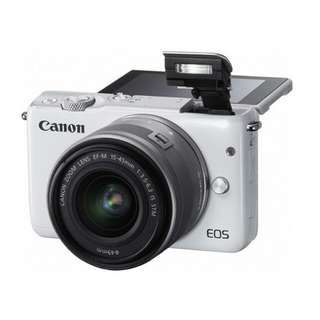 Kredit Kamera Canon EOS M10 tanpa kartu kredit