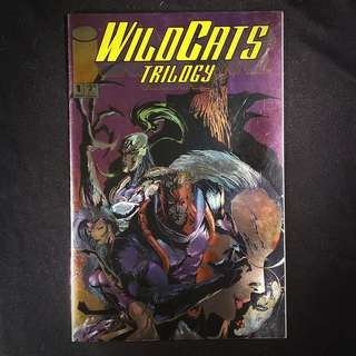WILDCATS Trilogy #1 (1993 Image) Jae Lee