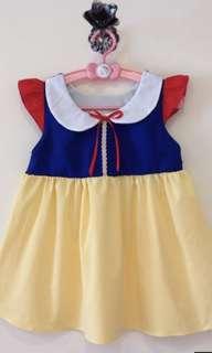 Snow white dress (pre-order)