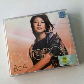 BOA Outgrow CD + DVD