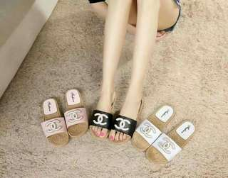 Chanel Slippers size 35-44