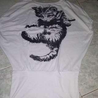 Kaos kucing