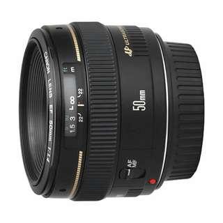 Kredit Lensa Kamera Canon f/1.4 USM proses gampang banget