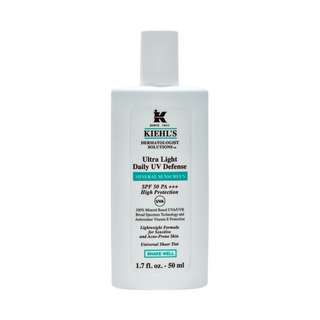 Kiehl's Super Fluid UV Mineral Defense Broad Spectrum SPF50 PA+++
