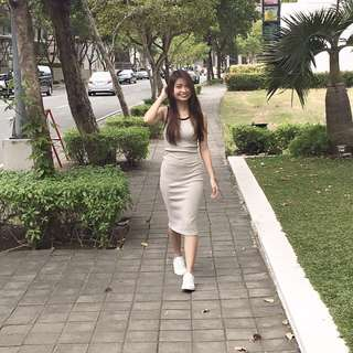 Cotton On Knitted Bodycon Dress