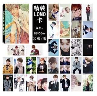 BTS Lomo Cards V