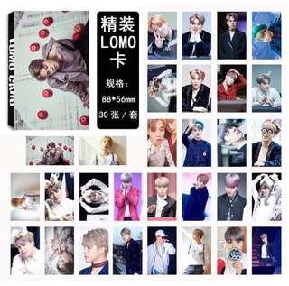 BTS Lomo Card Jimin