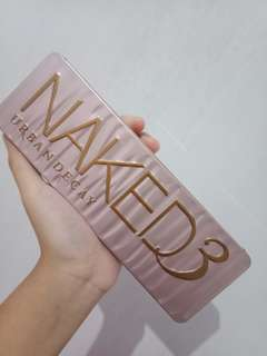 NAKED 3 EYESHADOW PALETTE