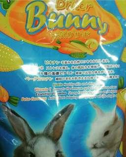 Britter bunny rabbit food