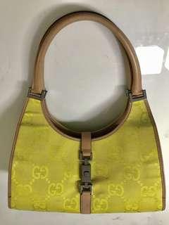 Vintage Gucci Jackie O Bardot Bag