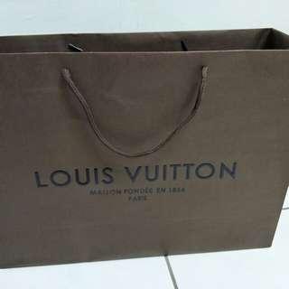 🚚 LV紙袋