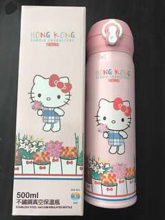 [Limited Edition] Hello Kitty Thermos 500ml
