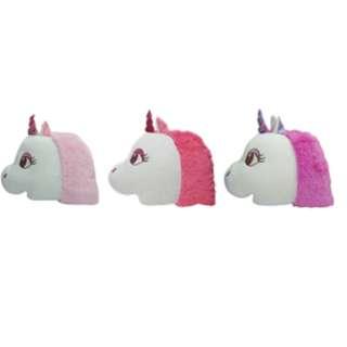 Soft and Fluffy Unicorn Plushie Cushion