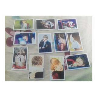 (Ready Stock) BTS V CARD PER PCS